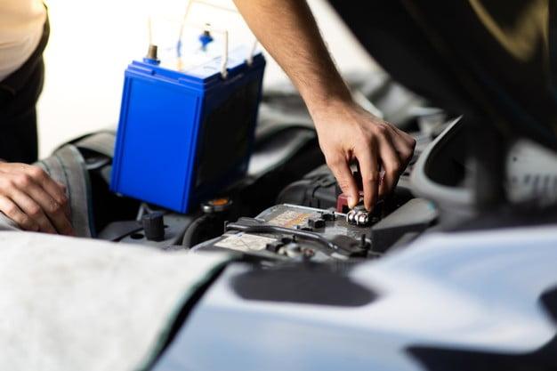 روش کار تعویض باتری   AGU